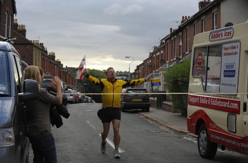 Eddie Izzard-Marathons